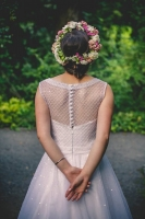 Pani Renata w sukni Iberis 2