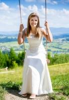 Pani Justyna w sukni Ligia 3