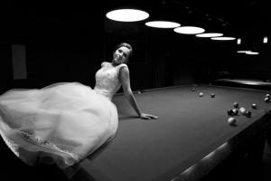 Pani Gabriela w sukni SP1503 5