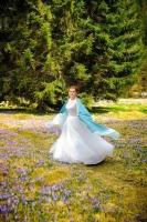 Pani Agnieszka w sukni Iberis 2
