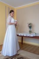 Pani Aleksandra w sukni Isabel MIX 1