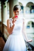 Pani Anna w sukni Iberis MIX 1