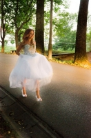 Pani Ilona w sukni Daria 2